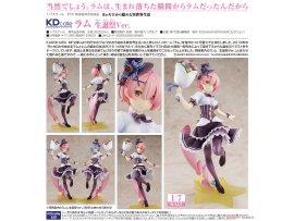 預訂 11月 Kadokawa  Re:從零開始的異世界生活  拉姆 生誕祭Ver. PVC Figure