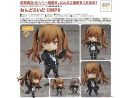 預訂 11月 GSC 1292  少女前線  黏土人 UMP9  PVC Figure