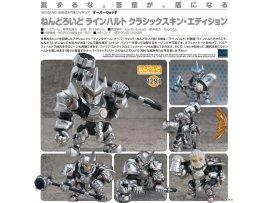 預訂 11月 GSC 1294 鬥陣特攻 黏土人 萊因哈特 經典造型版 PVC Figure