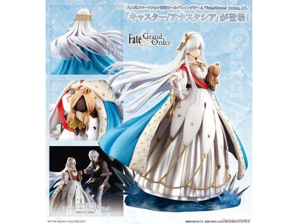 預訂 11月 日版 Kotobukiya 壽屋 Fate/Grand Order Caster/Anastasia 安娜塔西亞 1/7 PVC Figure Pre-order