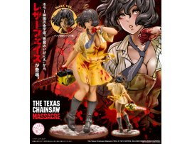 日版 Kotobukiya 壽屋 HORROR BISHOUJO Texas Chainsaw Massacre Leatherface 德州電鋸殺人狂 1/7 PVC Figure