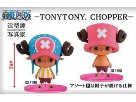 BANPRESTO ONE PIECE 海賊王  CREATOR X CREATOR  TonyTony Chopper 喬巴 FIGURE 景品