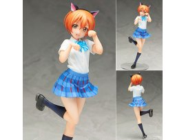 FREEing Love Live 明星學生妹 Rin Hoshizora 星空 凜 (凛) 廣報部 NicoRinPana Ver. 1/8 girl Figure