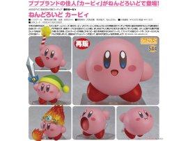 日版 Good Smile Nendoroid 544 Hoshi no Kirby 星之卡比 Kirby 卡比