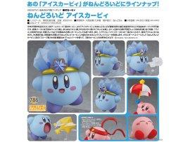 日版 Good Smile Nendoroid 786 Hoshi no Kirby 星之卡比 Ice Kirby 冰之卡比