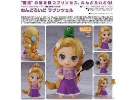 預訂 12月 日版 GOOD SMILE Nendoroid 804 Tangled 魔髮奇緣 Rapunzel 樂佩公 長髮公主
