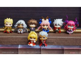 預訂 6月 日版 Movic Color Collection Fate / Extella Set of 8 - PVC Figure