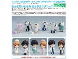 預訂 12月 日版 Good Smile Nendoroid More 土人配件 Dress Up 醫生護士服 Clinic 6Pack BOX Pre-order