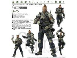 預訂 12月 Max Factory 480  決勝時刻®:黑色行動4  figma Ruin  PVC Figure