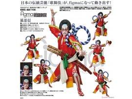 預訂 12月 Freeing SP-126  figma 狐忠信  PVC Figure