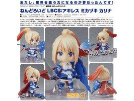 預訂 12月 GSC 1349 裝甲娘 Mizerem Crisis 黏土人 LBCS:阿基里斯 Karina Mikazuki PVC Figure