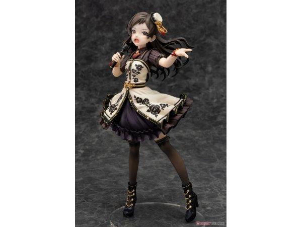 預訂 12月 日版 AmiAmi THE IDOLM@STER Million Live! 偶像大師 百萬 Shiho Kitazawa 北澤志保 Chocoliere Rose ver 1/8 PVC Figure Pre-order