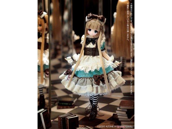 預訂 12月 日版 Azone Alvastaria Meryl Hon to Kagami to Chiisana Alice 愛麗絲 1/6 PVC Doll Pre-order
