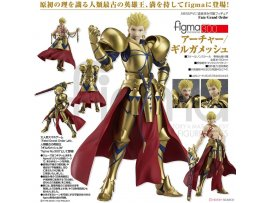 MAX Factory figma 300 Fate/Grand Order Archer / Gilgamesh 金閃閃