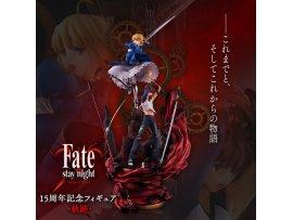 預訂 12月 日版 Aniplex Fate/stay night 15th Anniversary Figure Kiseki 軌跡 PVC Figure
