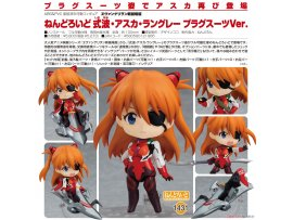 預訂 2月 日版 Good Smile Nendoroid 1431 Rebuild of Evangelion 福音戰士新劇場版 Asuka Langley Shikinami 式波·明日香·蘭格雷 Plug Suit Ver Pre-order