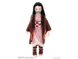 "預訂 2月 日版 Azone 1/6 Pure Neemo Character Series No.127 ""Demon Slayer Kimetsu no Yaiba 鬼滅之刃 Nezuko Kamado 竈門禰豆子 PVC Doll Pre-order"