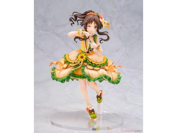 預訂 2月 日版 AmiAmi THE IDOLM@STER Cinderella Girls 偶像大師灰姑娘 Aiko Takamori 高森藍子 Handmade Happiness ver 1/8 PVC Figure Pre-order