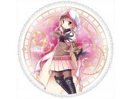 預訂 2月 魔法少女 小圓 Magia Record Puella Magi Madoka Magica Side Story Round Towel 圓形 巾 毛氈  Iroha Ver.