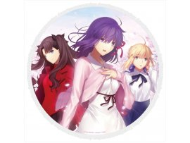 Fate/stay night - Heaven's Feel Round Towel 圓形 巾 毛氈