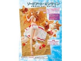 日版 Chara-ani Sword Art Online - 刀劍神域 - 亞絲娜 結城明日奈  Asuna Vacation Mood ver. 1/6 PVC Figure