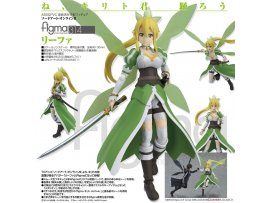 MAX Factory figma 314 Sword Art Online II 刀劍神域 2 Leafa 莉法