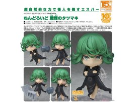 Good Smile Nendoroid 土人 678 One Punch Man 一拳超人 Tatsumaki 龍捲  Tatsumaki
