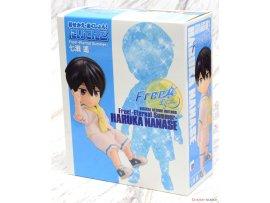 日版 再版 Chara-ani Free! 男子游泳部 Eternal Summer - 七瀬遙 Kisekae Action! Niitengo: Haruka Nanase Posable Figure