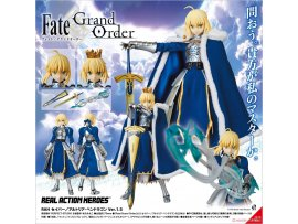 預訂 2月 日版 Medicom Toy Real Action Heroes No.777 RAH Fate/Grand Order Saber/Altria 亞瑟王 Pendragon Ver.1.5 Pre-order