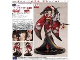 預訂 2月  Kadokawa  約會大作戰  原作版 時崎狂三 豔姿 PVC Figure