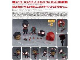 預訂 2月 GSC 1180DX 蜘蛛俠 邁爾斯·摩拉斯 新宇宙版 DX Ver. PVC FIGURE