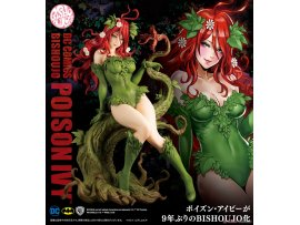預訂 2月 Kotobukiya  DC COMICS美少女  Bishoujo Poison Ivy Returns  PVC FIGURE