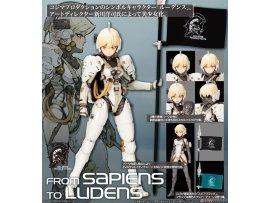 預訂 2月 日版 Kotobukiya 壽屋 KOJIMA PRODUCTIONS 機娘 Ludens Plastic Model Pre-order