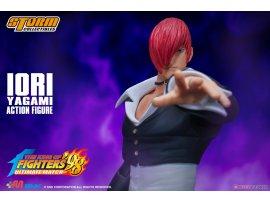 預訂 2月 日版 Storm Collectibles The King of Fighters 98 格鬥天王'98 Ultimate Match Action Figure Iori Yagami 八神庵 PVC Figure
