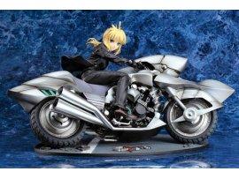 GOODSMILE 1/8 saber 電單車 Fate/Zero  Saber & Saber Motored Cuirassier
