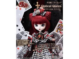 預訂 2月 Groove Pullip Optical Queen Optical Queen