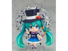 日版 Good Smile Nendoroid 785 Vocaloid Hatsune Miku 初音未來 Magical Mirai 魔法未來 5th Anniversary Ver