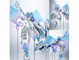日版 AmiAmi x AMAKUNI Hyperdimension 超次元戰機少女 Neptunia 海王星 White Heart 白心 1/7 PVC Figure Pre-order