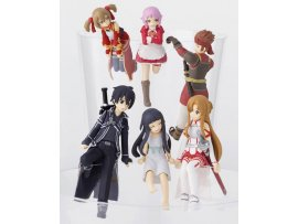 日版 KADOKAWA PUTITTO Series  PUTITTO  Sword Art Online 刀劍神域  8Pack BOX 8件裝 杯緣子