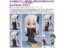 預訂 3月 日版  JP Good Smile Re:從零開始的異世界生活 1461 黏土人 艾姬多娜 Nendoroid Re:ZERO -Starting Life in Another World- Echidna  PVC Figure Pre-order