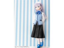 預訂 7月 日版 Azone1/6請問您今天要來點兔子嗎? 香風智乃  Pure Neemo Character Series No.130 Is the order a rabbit? BLOOM Chino Complete Doll Pre-order