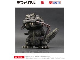 日版 PLEX Deforeal Series - 哥斯拉 Godzilla (1954) Complete Figure