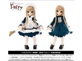 預訂 3月 日版 Azone  Lil' Fairy - Chiisana Otetsudai - san - Erunoe 1/12 Complete Doll