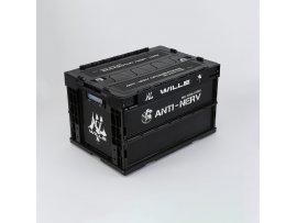 預訂 3月 Groove Garage  EVANGELION WILLE 折りたたみコンテナ Folding Container