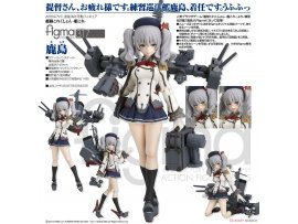 MAX Factory  figma 317 Kantai Collection 艦隊 Kan Colle 艦娘 Kashima 鹿島