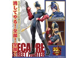 日版 Kotobukiya 壽屋 STREET FIGHTER BISHOUJO  街頭霸王 Decapre 迪卡布蕾 1/7 PVC Figure