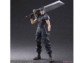 預訂 3月 日版  Square Enix 最終幻想 扎克斯·菲爾 Play Arts Kai - Crisis Core: Final Fantasy VII: Zack
