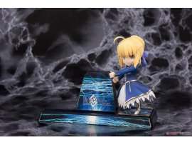 日版 Pulchra Smart Phone Stand Beautiful Girl Character Collection No.17 Fate/Grand Order Saber/Altria Pendragon Anime Toy 手機座