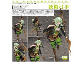 預訂 3月 日版 PHAT Goblin Slayer 哥布林殺手 High Elf Archer 妖精弓手 1/7 PVC Figure Pre-order