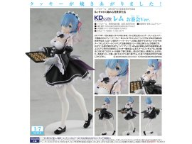 Kadokawa  Re:從零開始的異世界生活 雷姆 Rem: Tea Party Ver.  PVC Figure